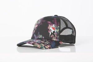 Polar whites mens / womens  floral print  floral peak cap, Snapback