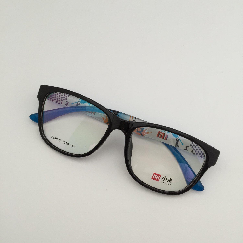 Gents / Ladies Prescription Glasses Spectacles frames xm3139 Black/Blue