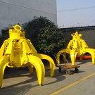 Crane Accessories Hydraulic Grab