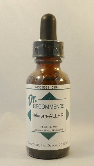 Natural Home Remedy for Inherited Allergies | Miasm-Aller Homeopathic