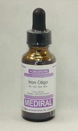 Iron Oligo Homeopathic