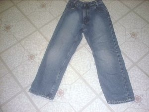 Authentic Jeans Boys Size 7x Slim Jeans NEW