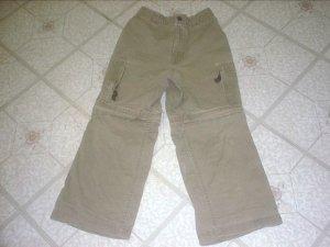 Boy's Route 66 Zip-Off Pants size 6/7