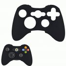 BLACK CONTROLLER SKIN XBOX 360 CONTROLLERS FREE CONTROLLER STICK COVERS XBOX360