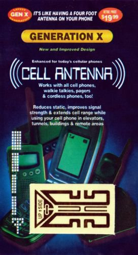 Antenna Booster Iphone No More Dropped Calls And Phone Static Mobile Phones More