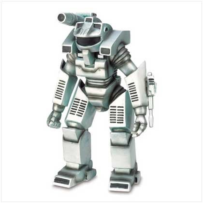 ROBOT FIGURINE