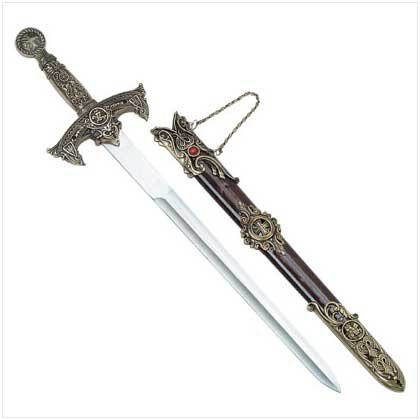 KING ARTHUR'S SWORD
