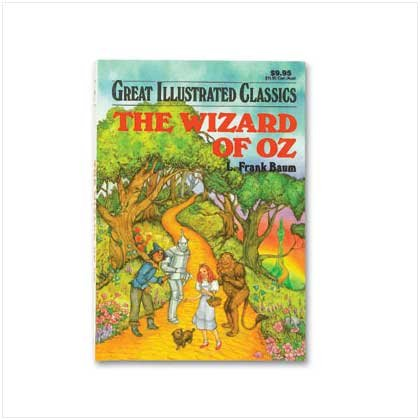 THE WIZARD OF OZ ILLUSTRATED