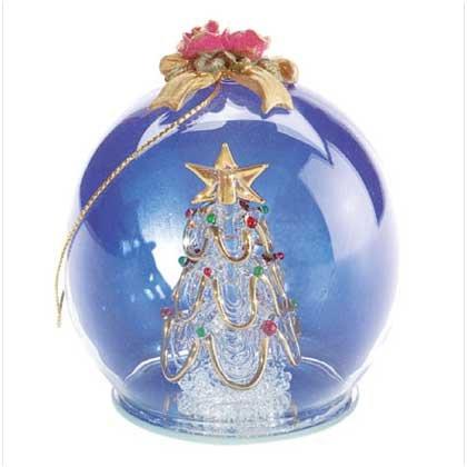 MAJESTIC CHRISTMAS TREE ORNAMENT