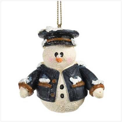SNOWBERRY CUTIES POLICEMAN