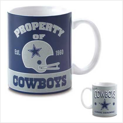 RETRO DALLAS COWBOYS MUG