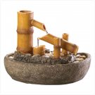 BAMBOO WATER FOUNTAIN