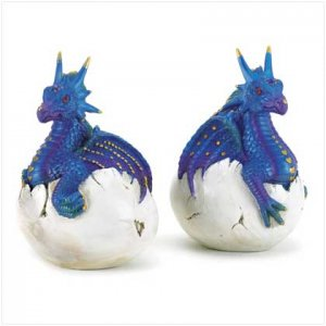 SAPPHIRE DRAGON HATCHLINGS