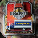 Greenlight HD Trucks International Durastar Box Truck Goodyear Tires Heavy Duty