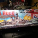 Lindberg 1/400 HMS Hood English Battleship Model Kit