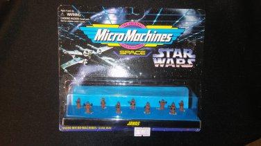 Micro Machines Star Wars Jawas