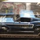 Greenlight 1968 Mustang 2+2 Fastback 1/18 Drag Car