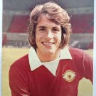 Jim Holton 1970's Manchester United Coffer Poster