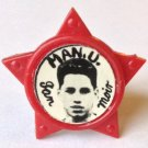 Ian Moir Man Utd Vintage Star Badge