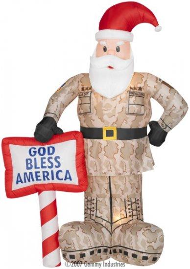 Christmas Holiday Airblown