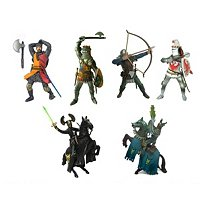 Knights Playset Collection