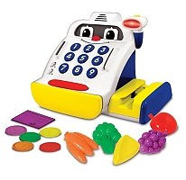 Shop and Learn Toy Cash Register