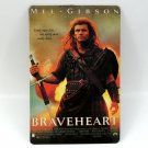 BRAVEHEART CALENDAR CARD 1999 MOVIE CINEMA MEL GIBSON FN
