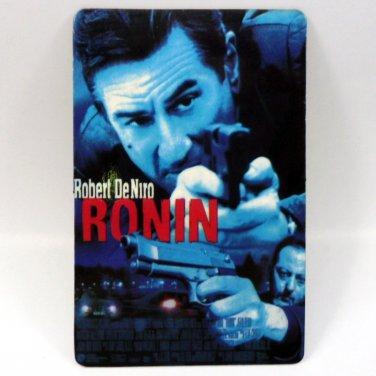 RONIN CALENDAR CARD 1999 MOVIE CINEMA ROBERT DE NIRO FN