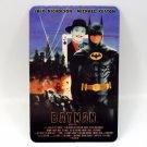 BATMAN CALENDAR CARD 2001 MOVIE CINEMA JACK NICHOLSON MICHAEL KEATON FN