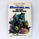 MONSTER, INC. CALENDAR CARD 2002 MOVIE CINEMA TOY STORY DISNEY PIXAR FN