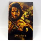 THE LORD OF THE RINGS CALENDAR CARD 2003 MOVIE CINEMA THE TWO TOWERS FN