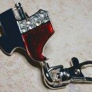 Lonestar Texas Crystal Keychain Finder erm