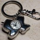 Texas Longhorn Watch Keychain