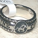 Western Genuine Cowgirl Ring Size 9