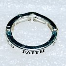 Religious Faith Stretch Ring