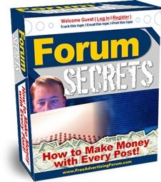 Forum Secrets eBook