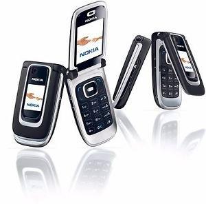 ORIGINAL Nokia 6131 Black 100% UNLOCKED Cellular Phone GSM 2016 Warranty FREE 99