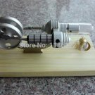NEW! Hot Air Stirling Engine Motor Model Educational Toy Kits Electricity 8 FREE