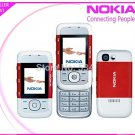 Original Nokia XpressMusic 5300 Blue 100% UNLOCKED GSM Cellular Phone Warranty 9
