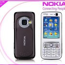 ORIGINAL Nokia N73 Black Red Silver N 100% UNLOCKED Smartphone GSM 2016 Warranty