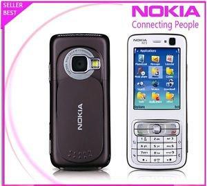 ORIGINAL Nokia N73 Black Red Silver N 100% UNLOCKED Smartphone GSM 2016 Warranty