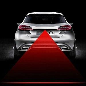 2016 Car Laser Fog Light Rear Anti-Collision Driving Safety Signal Warning Lamp