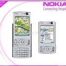 ORIGINAL Nokia N95 Silver N Black 100% UNLOCKED Smartphone GSM GPS 2016 Warranty