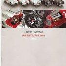 MERCEDES BENZ Classic Die Cast collection catalogue 2005 Model Cars Trucks