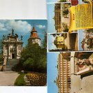 POSTCARDS Rastatt Baden Germany - 3 cards, Schloss, Einsiedler Kapelle
