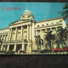 SINGAPORE Phonecard Singtel SUPREME COURT $10 USED/NO AIRTIME