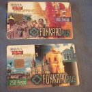 PHILIPPINES Phonecard PLDT Tourism P100 + P250 1999 - USED / NO AIRTIME VALUE