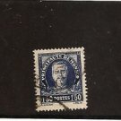 MONACO Prince Louis II Definitive 1933 1.50fr Used Scott 122 Yvert 118