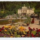 Postcard - LINDERHOF Royal Castle King Kudwig II Bavaria, GERMANY
