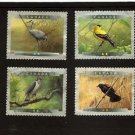 CANADA  Birds - set of 4 Self-adhv  Scott 1774-1777